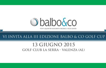 balbo&co Golf Cup