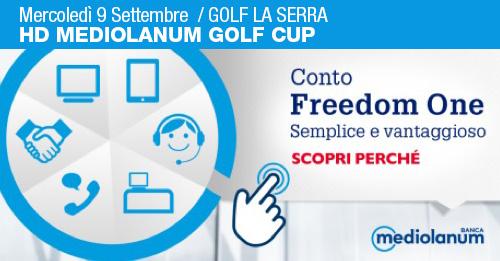 GARA HD MEDIOLANUM GOLF CUP / Merc. 9 Settembre