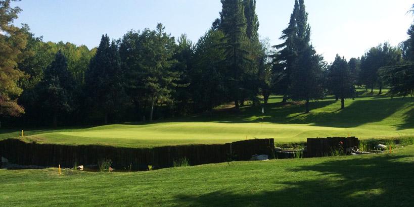 Golf Club La Serra Valenza