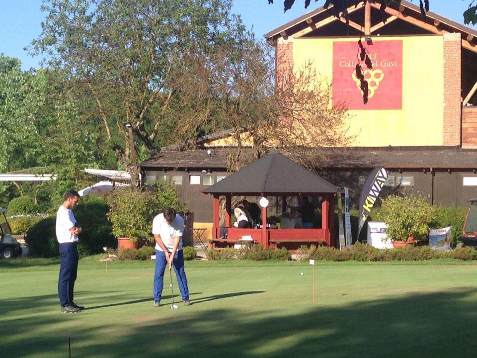 HD Golf a Colline del Gavi: omaggi e divertimento per tutti i giocatori