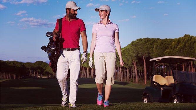 Golf: la formula di gioco Louisiana