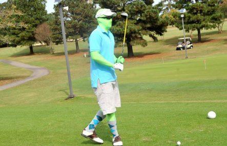 L'abbigliamento ideale del golfista