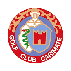 Golf Club Carimate logo