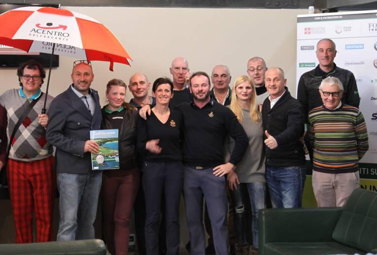 Finale HD Golf 2017 al Golf Feudo d'Asti