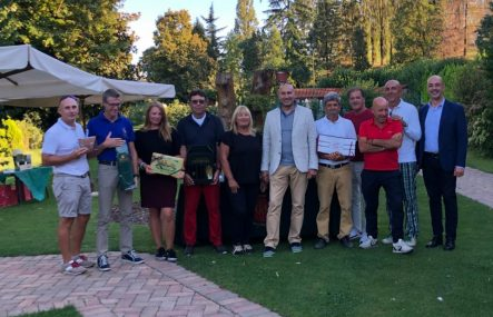 Gara evento al Golf La Serra