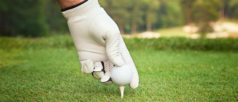 La scelta del guanto per giocare a golf