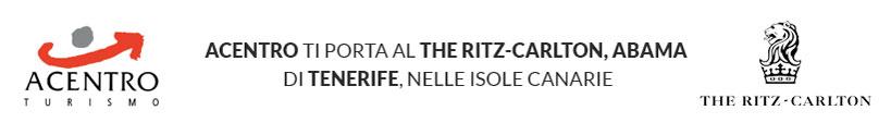 Premio finale 6 vacanze per 2 persone al The Ritz-Carlton , Abama di Tenerife, nelle isole Canarie