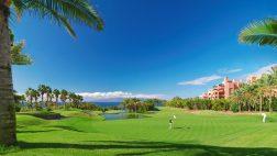 Abama Golf Club stupendi campi da gioco