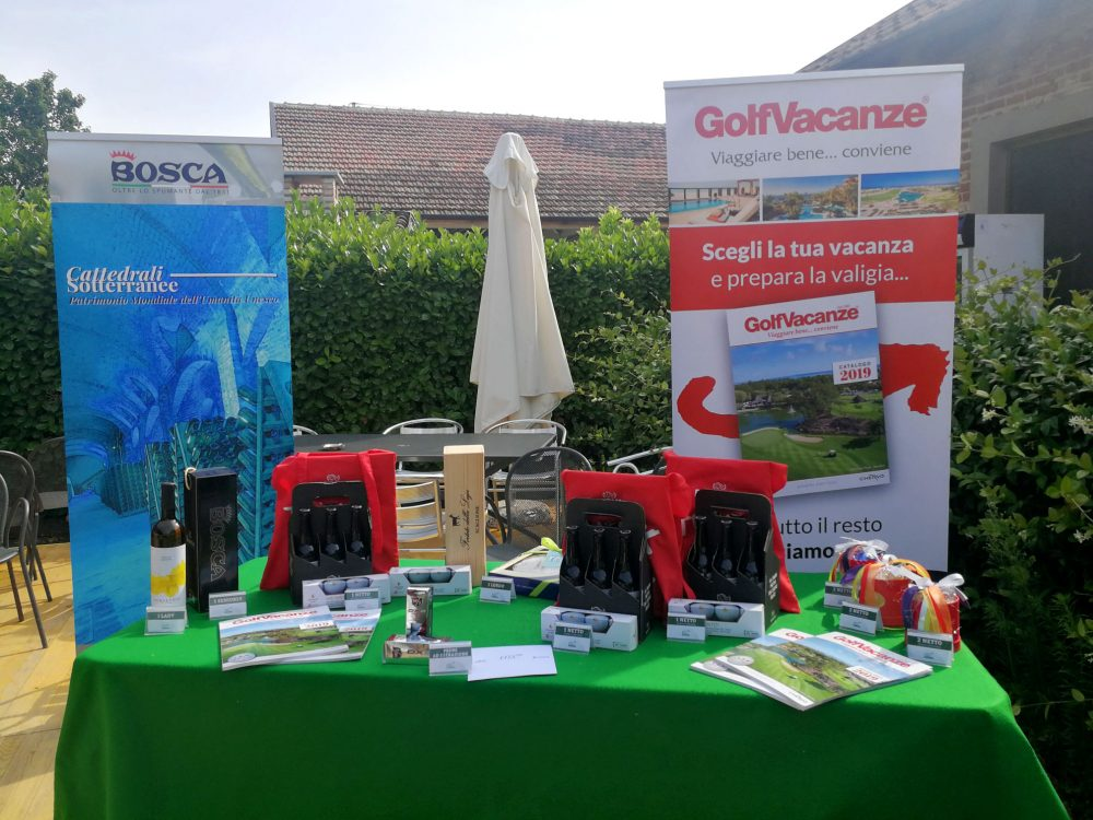 Prima tappa dell'HD 2019 al Golf Città di Asti