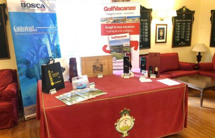 Nuova tappa al Golf Villa Carolina di Capriata d'Orba