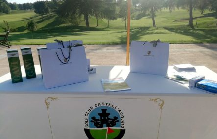 Golf, auto e divertimento per la tappa al Club di Castell'Arquato