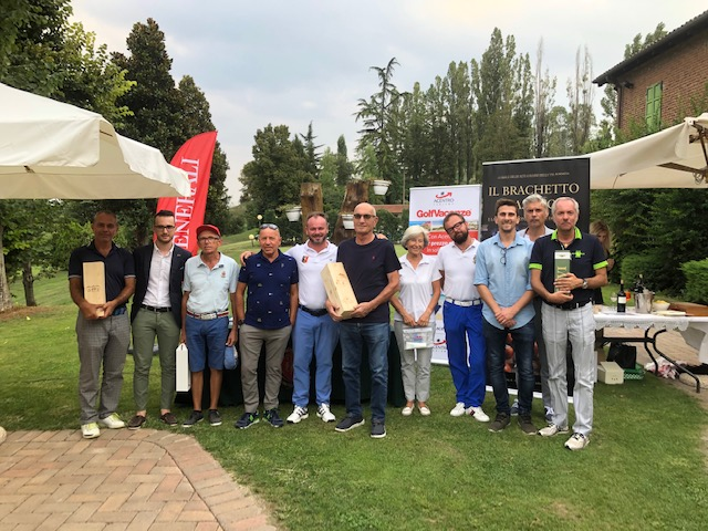 Tutti in campo al Golf Club La Serra di Valenza