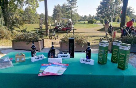 Tappa autunnale al Golf Club La Pinetina