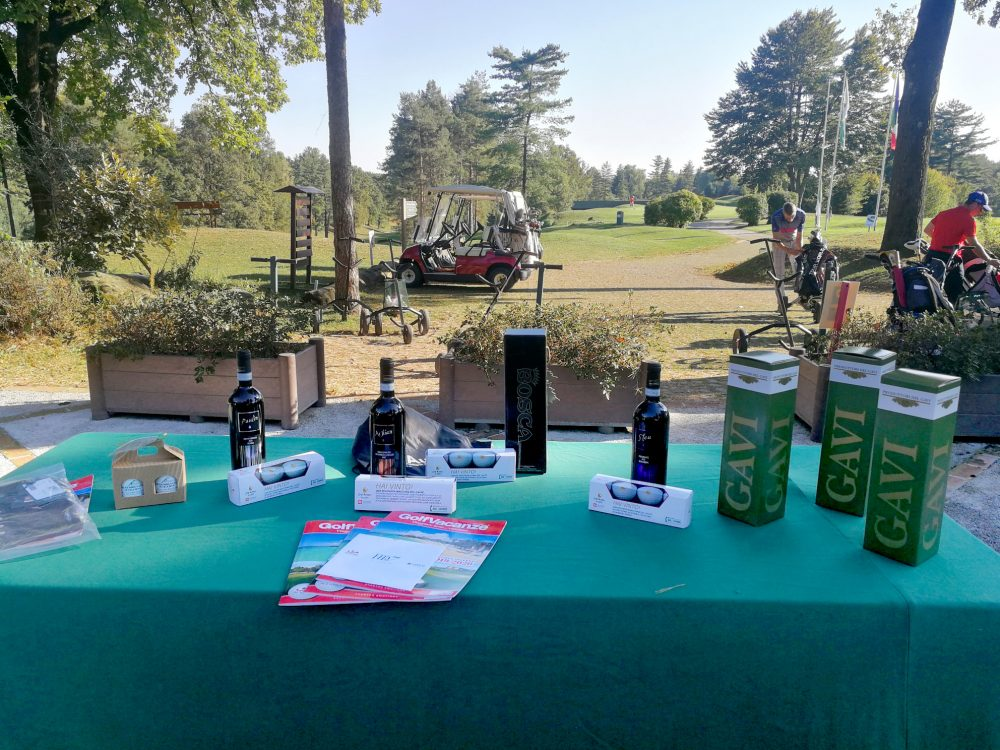 Tappa autunnale al Golf Club La Pinetina