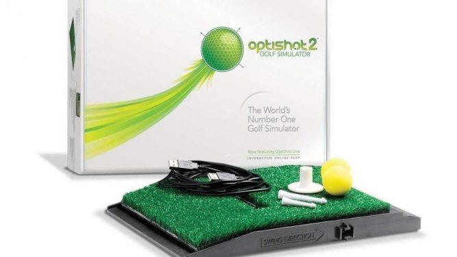 optishot 2 simulatore di golf