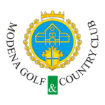 Modena Golf club logo