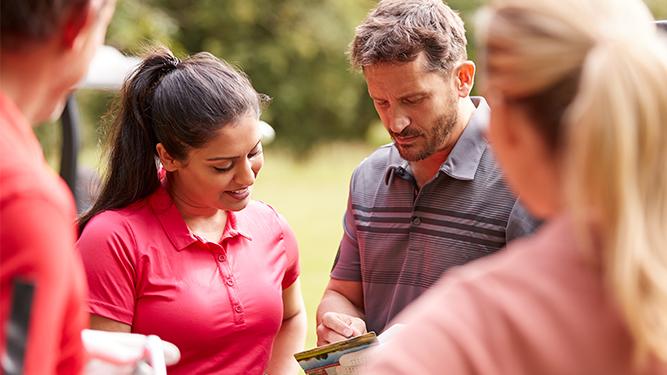 Questionario HD: cosa suggeriscono i nostri golfisti?