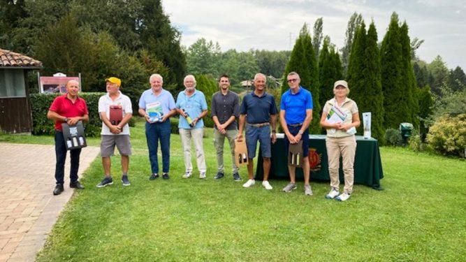 Successo per la tappa HD al Golf Club La Serra