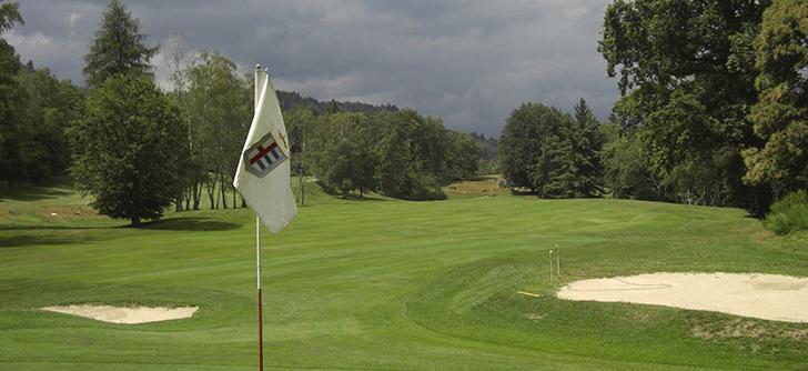 Golf club alpino