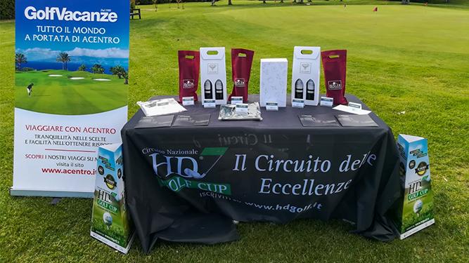 Tappa HD nel biellese, al Golf Club di Cavaglià