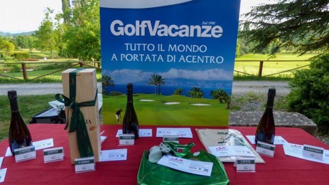 Tappa HD al Golf Club Villa Carolina di Capriata d'Orba