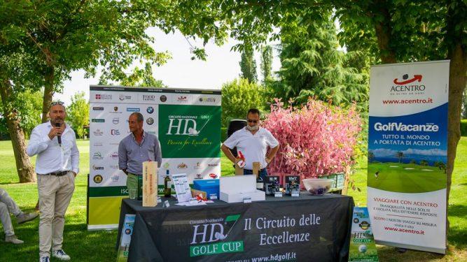 Grande festa al Golf Le Rovedine per la finale del Circuito HD 2020