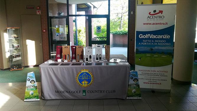 Il Circuito HD fa il suo esordio al Modena Golf & Country Club