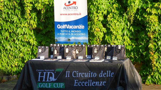 Tappa Fratelli Rossetti al Golf Club Colline del Gavi