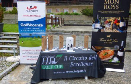 Tappa HD al Golf Club del Cervino