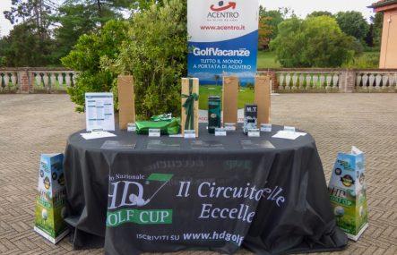 Graditissimo ritorno del Circuito HD al Golf Club Margara