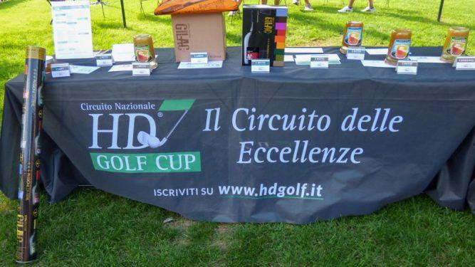 Food & Beverage di qualità alla tappa al Golf I Girasoli