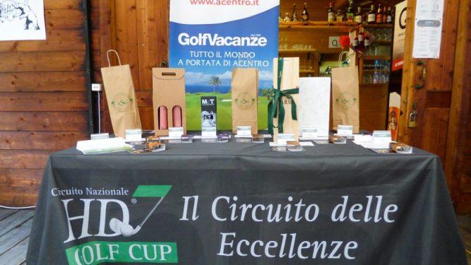 Tappa HD valdostana al Golf Club Gressoney Monterosa