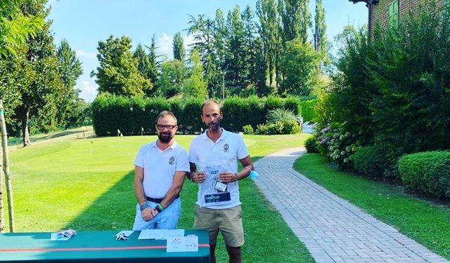 Tappa di fine agosto al Golf Club La Serra di Valenza
